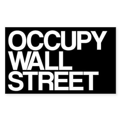 occupy2 Sticker