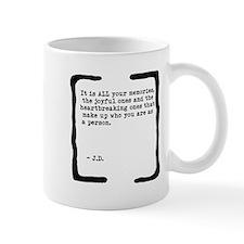 ALL Your Memories Small Mug