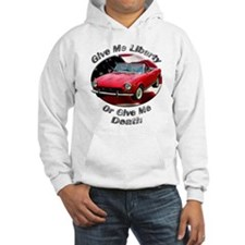 Fiat 124 Spider Hoodie