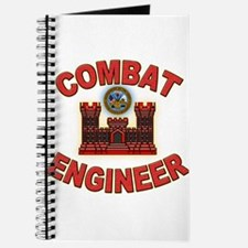 US Army Combat Engineer Brick Journal