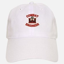 US Army Combat Engineer Brick Baseball Baseball Cap
