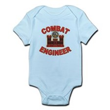 US Army Combat Engineer Brick Infant Bodysuit