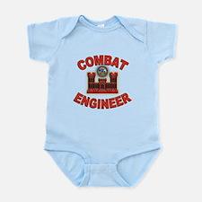 US Army Combat Engineer Brick Infant Bodysuit