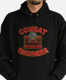 US Army Combat Engineer Brick Hoody