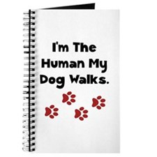 Human Dog Walks Journal