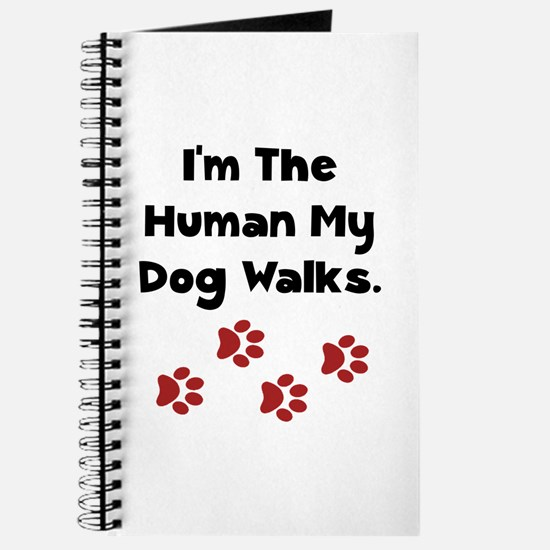 Human Dog Walks Journal