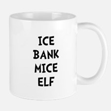 Ice Bank Mice Elf Mug