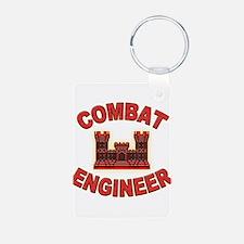 US Army Combat Engineer Brick Keychains
