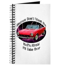 Fiat 124 Spider Journal