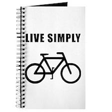 Live Simply Bike Journal