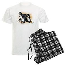 Bernese Mountain Dog Trio Pajamas