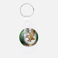 Super Eagles Football Keychains