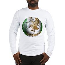 Super Eagles Football Long Sleeve T-Shirt