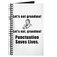 Lets Eat Grandma! Journal