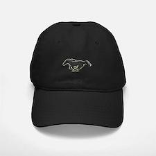Mustang Running Horse Baseball Hat