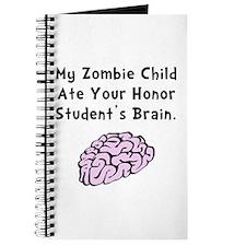 Zombie Child Journal