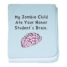 Zombie Child baby blanket