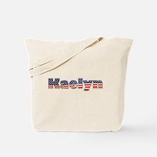 American Kaelyn Tote Bag