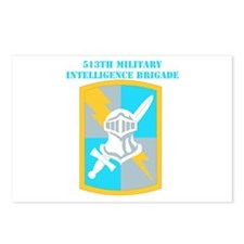 SSI-513TH MILITARY INTELLIGENCE BDE WITH TEXT Post