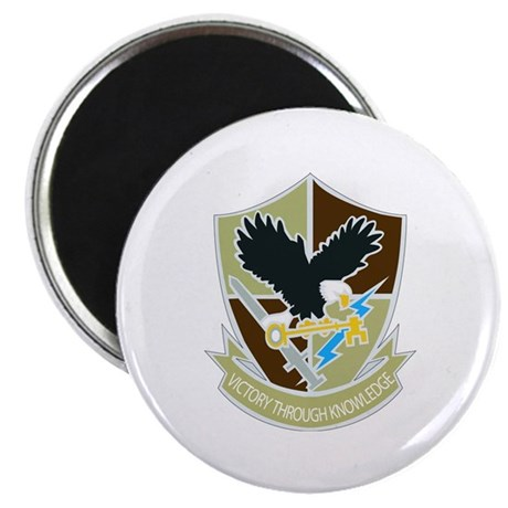 "DUI-706TH MILITARY INTELLIGENCE GROUP 2.25"" Magnet"