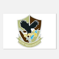 DUI-706TH MILITARY INTELLIGENCE GROUP Postcards (P
