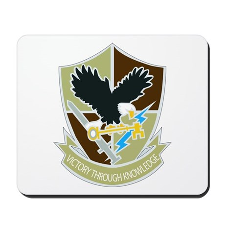 DUI-706TH MILITARY INTELLIGENCE GROUP Mousepad