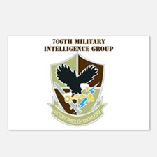 DUI-706TH MILITARY INTELLIGENCE GROUP WITH TEXT Po