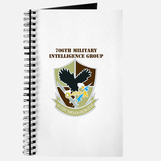 DUI-706TH MILITARY INTELLIGENCE GROUP WITH TEXT Jo