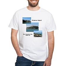 Alcatraz Island Collage Shirt