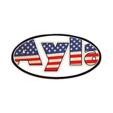 American Ayla Patches