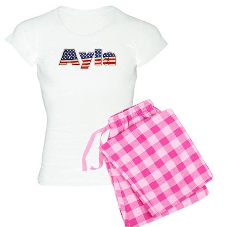 American Ayla Women's Light Pajamas