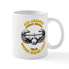 Emblem - Air Assault - Cbt Assault - Iraq Mug
