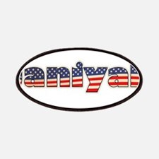 American Janiyah Patches