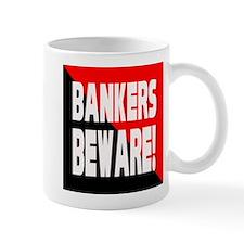 Bankers a Warning Mug