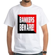 Bankers a Warning Shirt