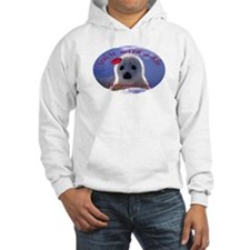 Seal it with a Kiss Oval Hoodie