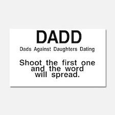 DADD Car Magnet 20 x 12