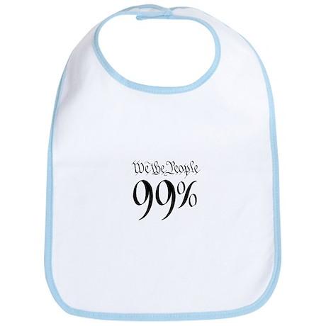 we the people 99% small Bib