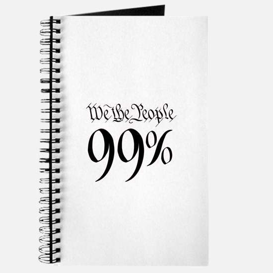 we the people 99% small Journal