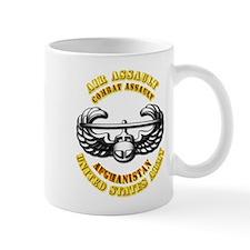 Emblem - Air Assault - Cbt Aslt - Afghanistan Mug