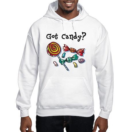 Got Candy? Hooded Sweatshirt