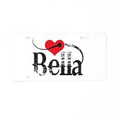 Twilight - Bella Aluminum License Plate