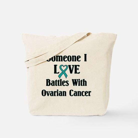 Ovarian Cancer Tote Bag