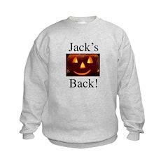 Jack's Back Halloween Sweatshirt