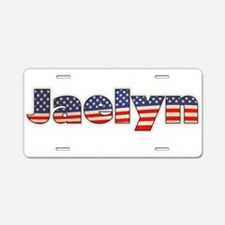 American Jaelyn Aluminum License Plate