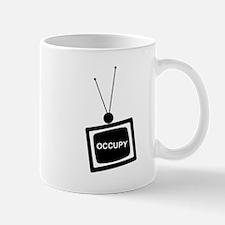 OCCUPY on TV Mug