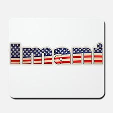 American Imani Mousepad