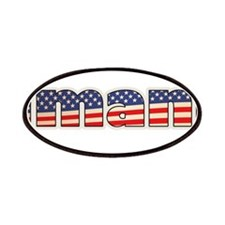 American Imani Patches