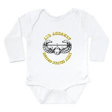 Emblem - Air Assault Long Sleeve Infant Bodysuit