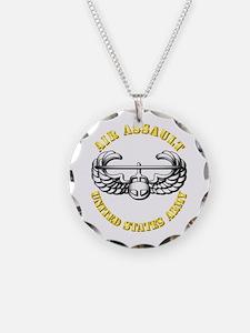 Emblem - Air Assault Necklace